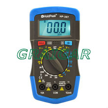 HP-36T Manual Range Digital Multimeters