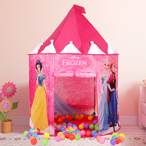 Kids Foldable Pop Up Play Tent Indoor Frozen Play House Baby Outdoor Princess Castle Kid Play & Princess Play Tent Princess Play Tent Suppliers and Manufacturers ...