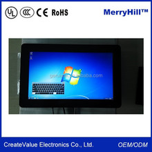 OEM Full HD 1080P 21.5 Inch Infrared 2GB RAM 32GB SSD All In One PC Touchscreen