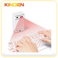 Virtual ultra-portable usb 2.0 bluetooth wireless keyboard laser projection for hid super full key for iphone/xp/vista/7/8/ios