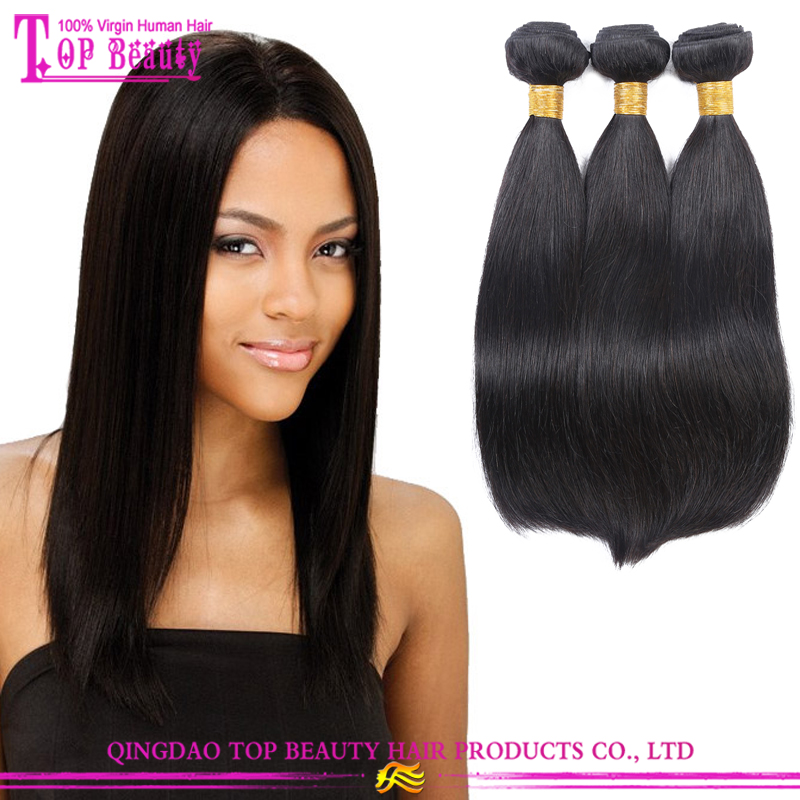 Wholesale Price Straight Wave Unprocessed Virgin Hair Brazilian <strong>Human</strong>