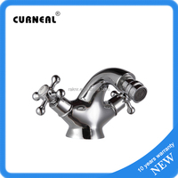 No.23802 Cheap Wall Mounted Chrome Bathroom Bidet Faucet