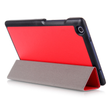 Hard shell protective leather cover case for Lenovo tab 2 A8-50/A8-50F/A8-50LC