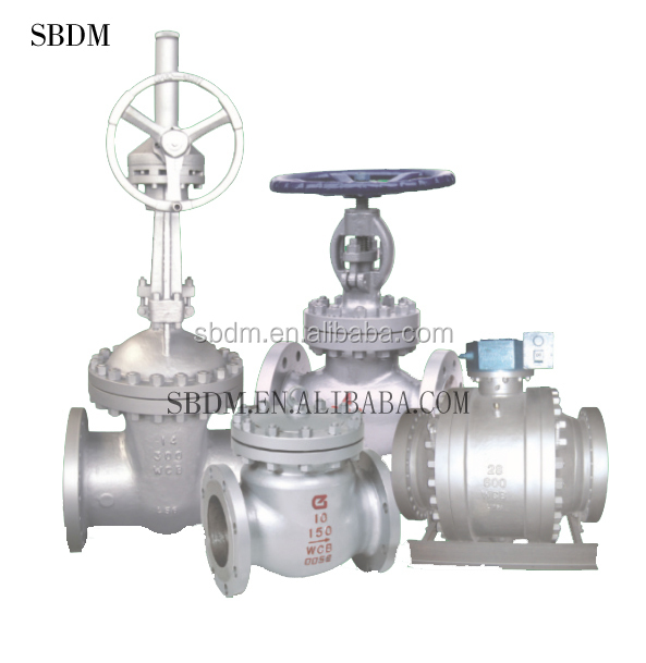forge welded ball valve