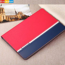 2017 new luxury leather case cover for ipad mini with holder
