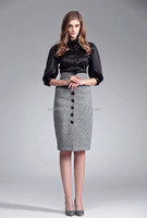 Women Gender new classic fashion skirt hot sale Sexy design sleeveless women blouses models skirt