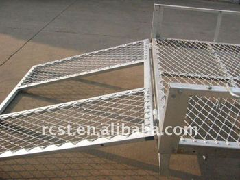 galvanized ATV trailers