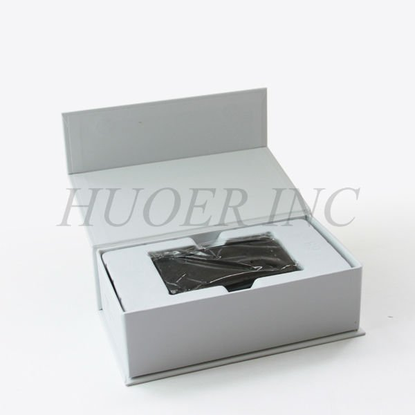 Magnetic Hard Gift Cardboard Box Custom