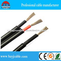 solar cable 4mm2 solar cable 6mm2 for solar cell with tab wire solar power system