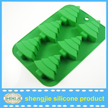 Not a one-off Christmas funny shape silicone baking molds made in China