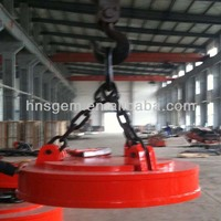 MW5 Series Electric Magnetic Lifter for Crane