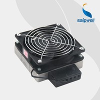 SAIP/SAIPWELL 100W~400W Good Air Flow Space-saving Fan Heater