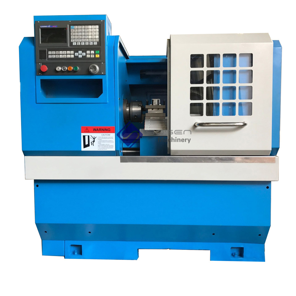 CK6130x450mm China Small CNC Lathe machine price