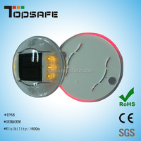Solar LED Small Round Reflectors