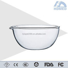 HDMED High Borosilicate Glass Petri dish 120mm, quartz petri dish 120mm, 12cm petri dishes