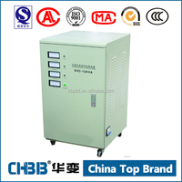 SVC/TNS from 277-430v to 380/220v three phase15kva automatic voltage stabilizer