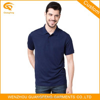 Men's Design Custom Blank Polo T Shirts