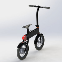 Cheap 250W 36V electric scooter motorcycle eec approved electric moped with silicon battery