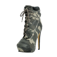 High Level Customed Cool Womens Military