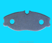 Auto spare car parts , brake pad back plate D1221 for Peugeot 406