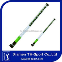 21pcs capacity clear tube golf shag tube