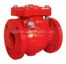 FM UL 300PSI Flanged End Swing Check Valve
