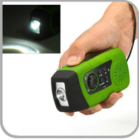 Portable Multiple Solar Emergency Torch Light