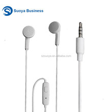 High Quality Metal Bass MP3 Headphone In Ear Earphone For Mobile Phones