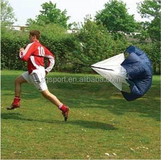 "Resilient 56"" Speed Chute - Sprint Speed Resistance Training Parachute"