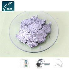 Top-selling boat paint silver non-leafing aluminum paste msds