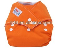 2013 NEW!Happy Flute One Size Pocket Diaper Printed Baby Cloth diaper