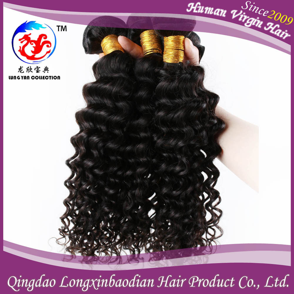 2015 Long Lasting Aaaaa Grade Human Hair China Directly Factory Price Cuticle Remy Virgin Brazilian Curly Hair
