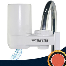 Factory supply Alkaline Ceramic Faucet mount Water Filter purifier , Tap Water Filter Purifier