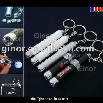 Led gifts~Light up Projector keychain