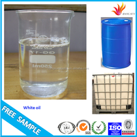 Free sample of chemical liquid white paraffin oil
