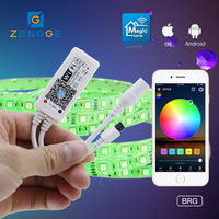 hot sale,Free APP WiFi led dimmer electrical switch for led flex neon rope light