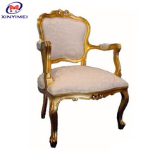 King Queen Antique Throne Chairs XYM-H60