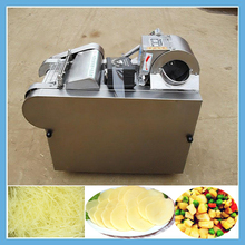 80-2000kg/h Professional CHD80 Digital Vegetable Cutter from China