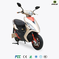 racing types adult electric motorcycle 800W