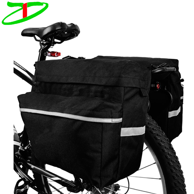 Outdoor Cycling Sports Best Under Seat Bicycle Pack Large Rear Bike Rack Bag