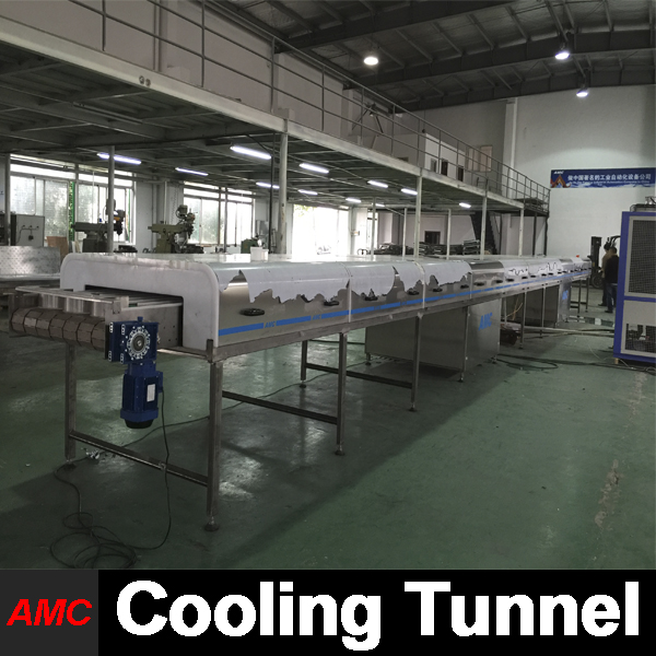 AMC Customized dentist machine for whitening Cooling Tunnel Machine In China