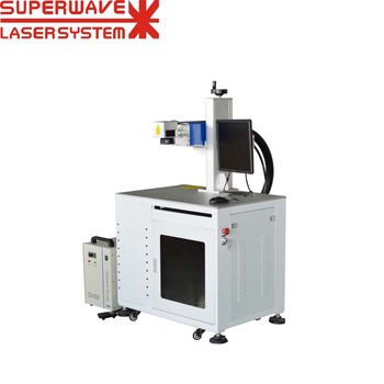 HOT sell 2018 new machines High Power UV Laser Marking Machine Price for various materials companies looking for distributors