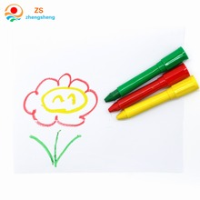 Non-toxic oil 4 Colors pastel artist professional drawing wax crayons