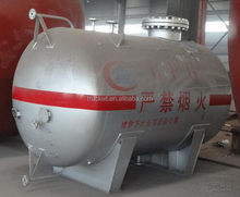 Attractive fashion best selling lpg petrol storage tank