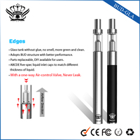 Alibaba china wholesale 510thread BUD 0.5ml atomizer electronic cigarette in egypt