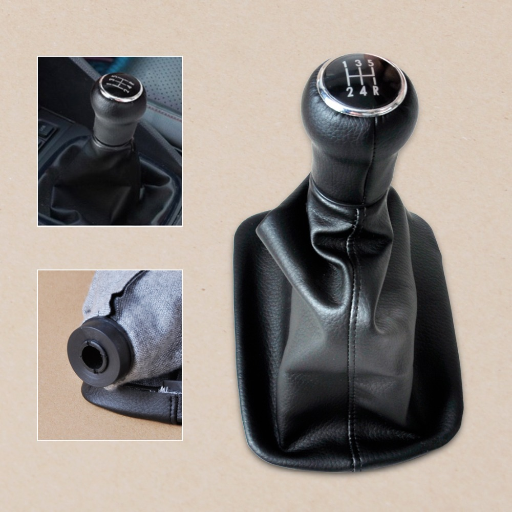 OEM: 4B0863279A New 5 Speed Gear Shift Knob Gaitor Boot For AUDI A6 C5 A4 B5 A8 D2 1996 1997 1998 1999 2000 2001 2002 2003