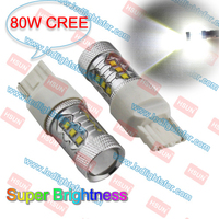 hot sale led light car with 7440 7443 3156 3157 led light car for t25 t20 led car light