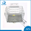 Folding puppy cage