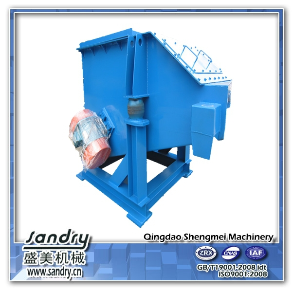 S33 Sand crusher used in the resin sand process