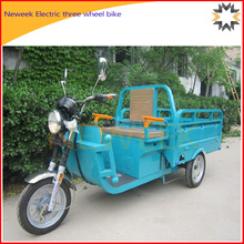 Neweek china safe and reliable electric three wheel bike